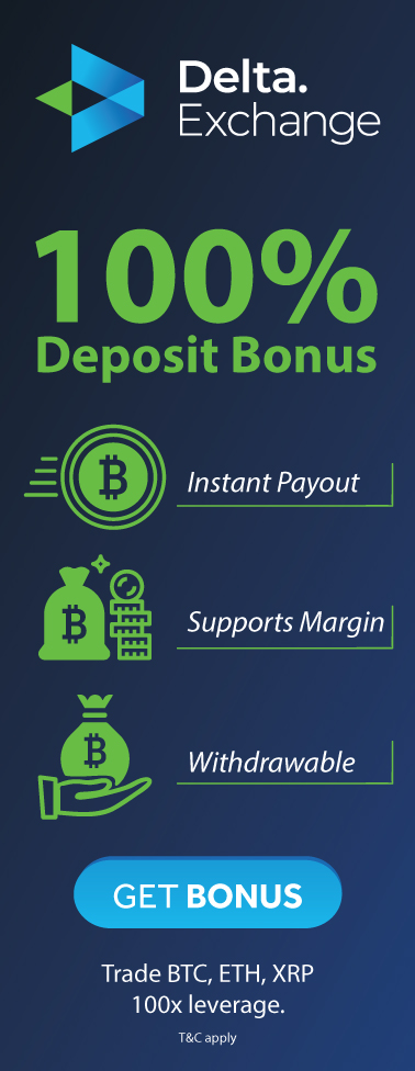 Details the three key features of the 100% deposit bonus offer viz instant payout, supports margin and withdrawable