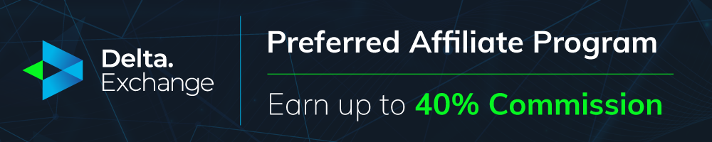 Delta Exchange Preferred Affiliate Program