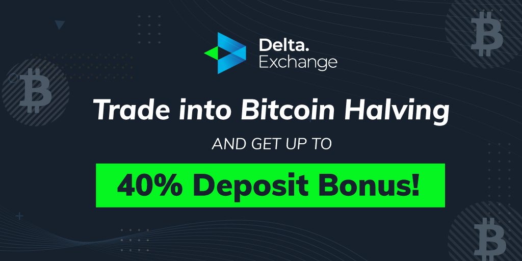 Delta Exchange Bitcoin Halving Offer